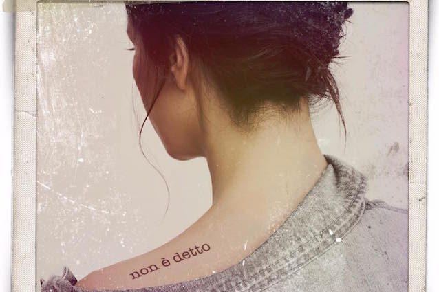 """""""Non è detto"""", Laura Pausini svela titolo e data di uscita del nuovo singolo"""
