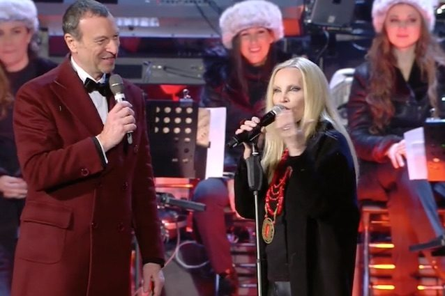 YOUTUBE Patty Pravo, gaffe al Capodanno di Rai Uno: