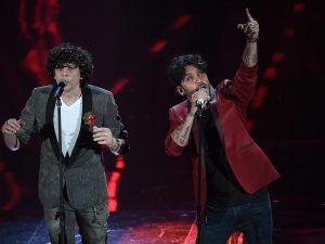 """I vincitori del Festival di Sanremo 2018 sono Meta e Moro con la canzone """"Non mi avete fatto niente"""""""