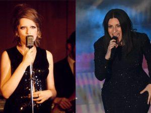 Mina e Laura Pausini