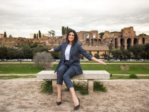 Laura Pausini al Circo Massimo
