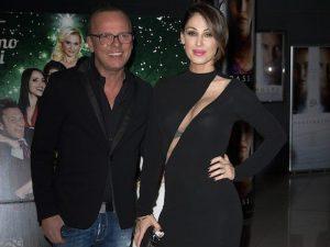 Gigi D'Alessio e Anna Tatangelo (foto d'archivio)