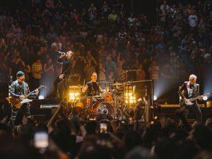 U2 in concerto (ph. Danny Nort)