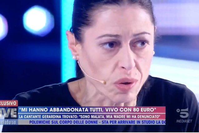 """La madre di Gerardina Trovato: """"Sempre supportata economicam"""