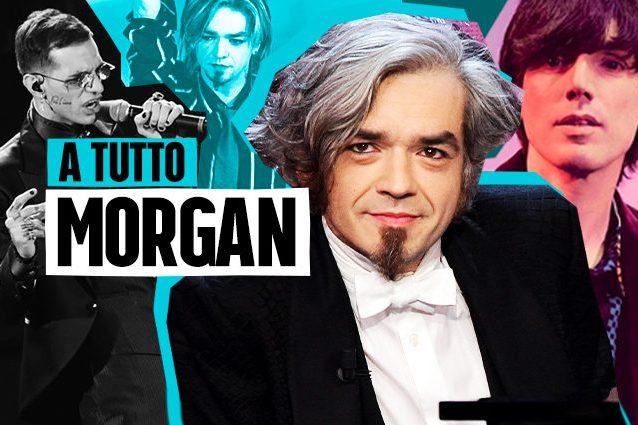 """Morgan, da Mussolini a Lauro: """"Il litigio con Bugo? Il più g"""