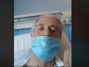 """Amedeo Minghi ricoverato in ospedale: """"Sapervi accanto a me"""