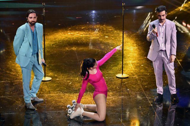 Le pagelle di Sanremo 2021 per la prima serata: Colapesce Dimartino top, Renga e Aiello da rivedere