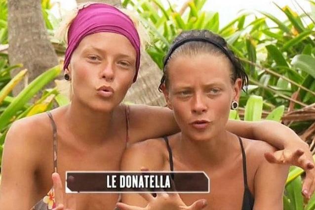 Le Donatella vincono l'Isola dei Famosi 2015