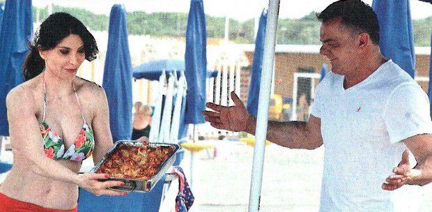 Carmen di pietro in difficolt economica vado al mare for Cucinare con 5 euro al giorno