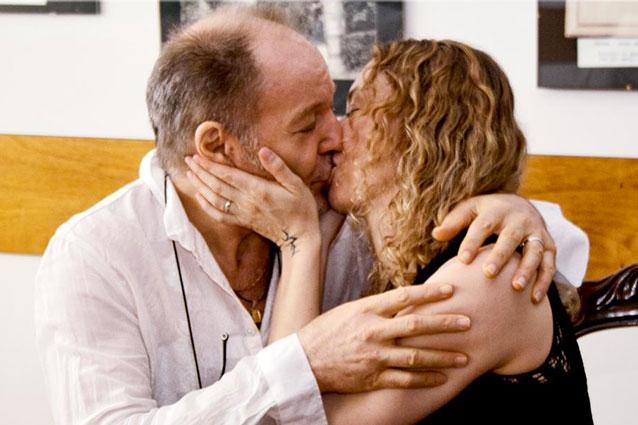 Matrimonio Tema Vasco Rossi : Vasco rossi e laura schmidt festeggiano tre anni di