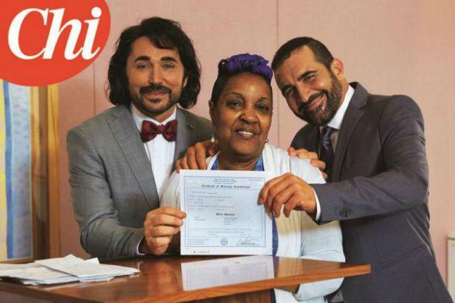 """Scialpi ha sposato Roberto Blasi: """"Gioia immensa, finalmente siamo una famiglia"""""""