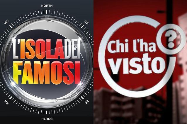 """""""L'Isola dei famosi 2016"""" in onda da mercoledì 9 marzo, delusi i fan di """"Chi l'ha visto?"""""""