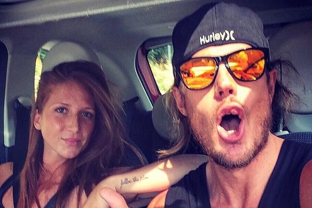 """Il """"Bonus"""" Daniel Nilsson è fidanzato con Beatrice, 'figliastra' di Paola Perego"""
