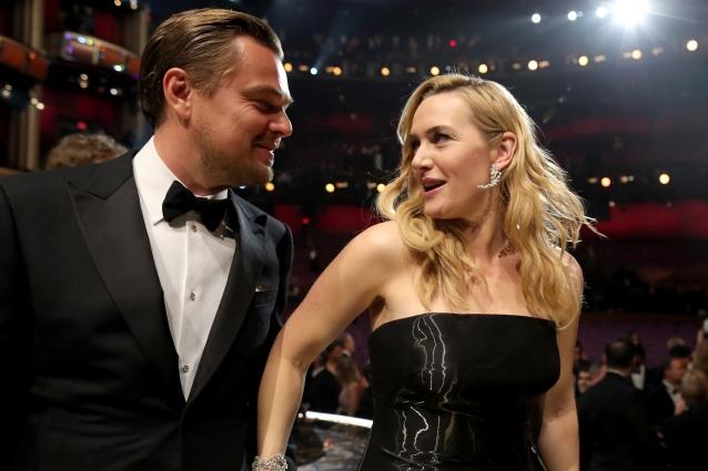 """Kate Winslet preme affinché Leonardo DiCaprio si sposi: """"Sarebbe un padre eccezionale"""""""