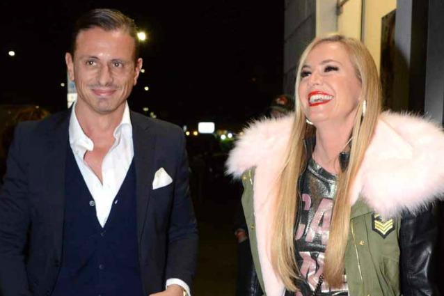 Federica Panicucci e il nuovo amore Marco Bacini: prima uscita pubblica di coppia