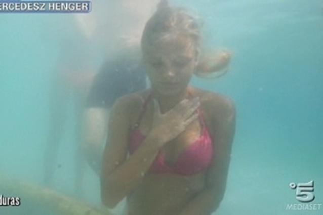 """Eva Henger: """"L'apnea di Mercedesz è stata terribile, ho pensato a un'embolia"""""""