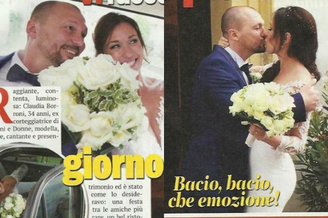 Matrimonio Uomini E Donne : Claudia borroni si è sposata fu la scelta di samuele