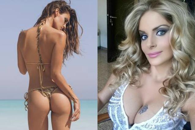 """Gracia De Torres: """"Francesca Cipriani critica il mio lato b, sa parlare solo di silicone"""""""