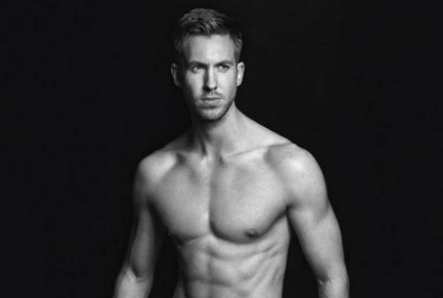 Calvin Harris e lo scandalo hot, le sue foto nudo sarebbero finite in mani sbagliate