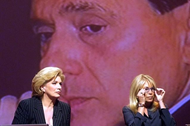 """Rita Dalla Chiesa: """"Berlusconi amato in Mediaset, faceva di tutto per i suoi dipendenti"""""""