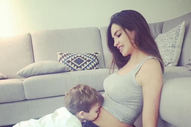 Sara Carbonero ha partorito: è nato Lucas, secondo figlio di Iker Casillas