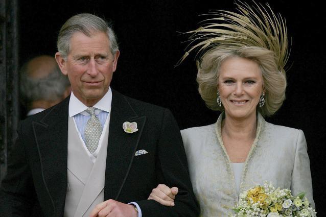 L'erede al trono inglese con Camilla Parker Bowles
