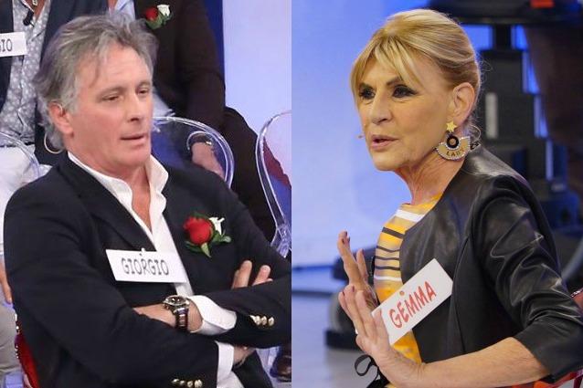"""Giorgio Manetti: """"Nessun riavvicinamento con Gemma, se mi interessasse andrei da lei"""""""