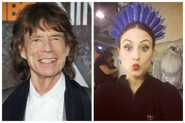 Mick Jagger padre per l'ottava volta a 72 anni, la compagna Melanie ha 43 anni di meno