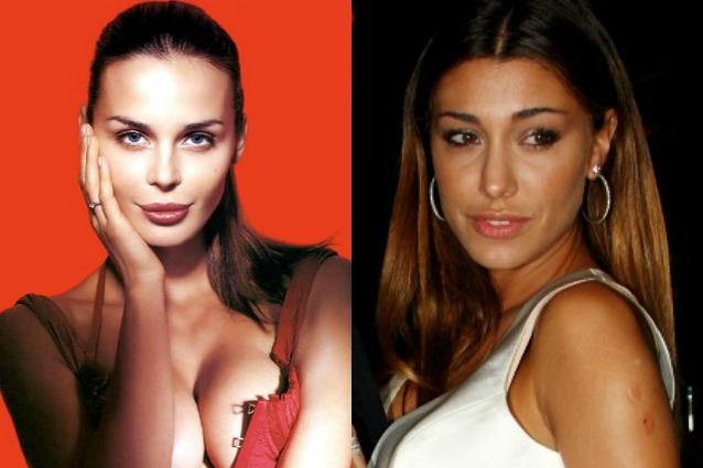 """Corona: """"Belén Rodriguez impazziva di gelosia perché non è nata bella come Nina Moric"""""""