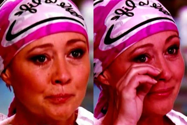 """Shannen Doherty in lacrime: """"La lotta contro il cancro è dura, ho pensato di morire"""""""