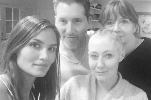 """Shannen Doherty e il cancro: """"Sono giorni estremamente difficili ma non lotto da sola"""""""