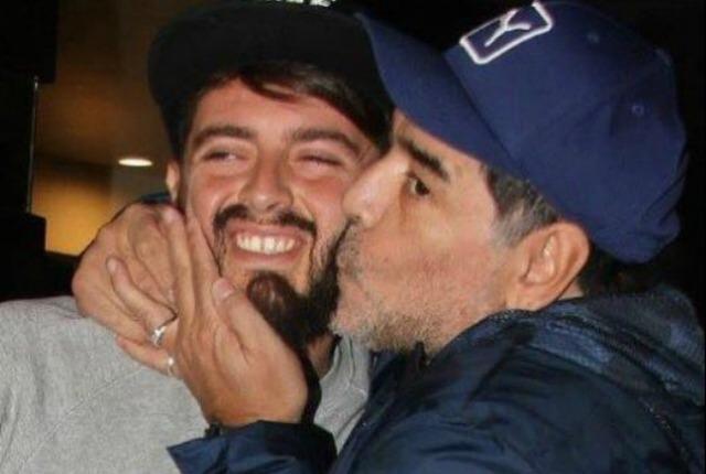 Maradona e il figlio Diego Jr fanno pace dopo 30 anni: Un ...