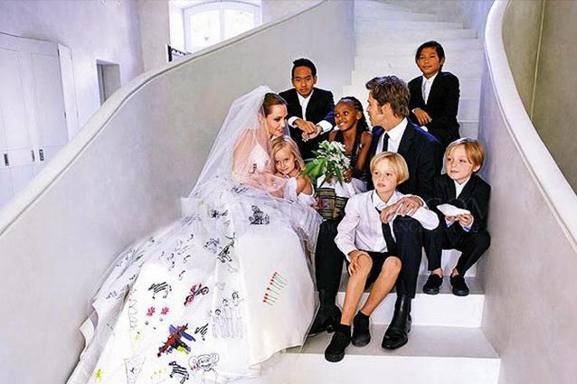 """Brad Pitt sul divorzio da Angelina Jolie: """"Sono molto triste, ora contano solo i figli"""""""