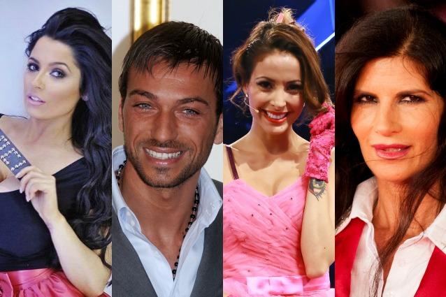 I nominati sono: Alessia Macari, Costantino Vitagliano, Mariana Rodriguez e Pamela Prati