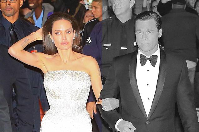 """""""Angelina Jolie ha chiesto il divorzio a Brad Pitt"""""""