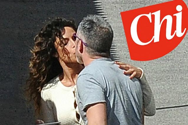 """Raffaella Fico: """"Io e Alessandro Moggi pensiamo al matrimonio e a un figlio"""""""