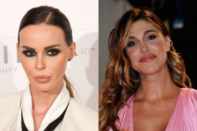 "Nina Moric ammette: ""Con Belén Rodriguez ho esagerato, non avrei dovuto definirla 'trans'"""
