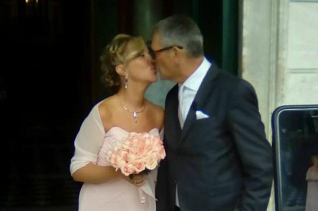 Matrimonio Uomini E Donne : Rossella e roberto del trono over di uomini donne si