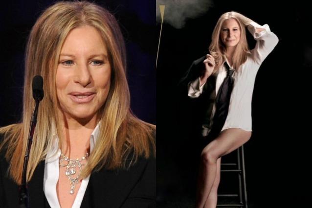 """Barbra Streisand sexy a 74 anni: """"Gli uomini hanno paura delle donne forti come me"""""""