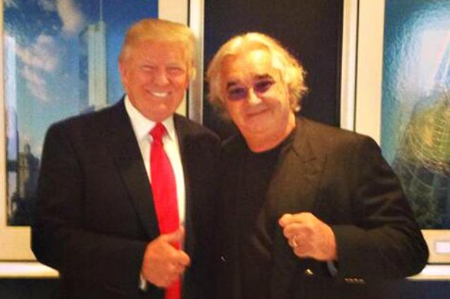 """Flavio Briatore: """"Donald Trump vuole la pace, grazie a lui al referendum vincerà il sì"""""""