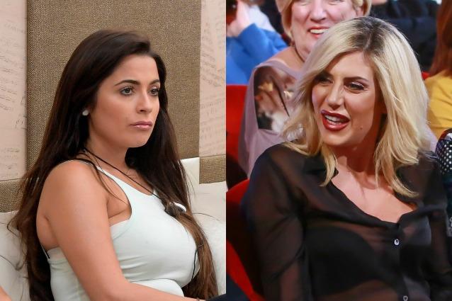 """Da Alessia Macari il 'no comment' sulla Caruso: """"Non voglio più parlare di questa persona"""""""