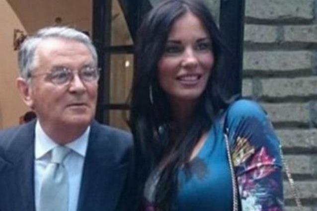 """Antonella Mosetti: """"Quando Bettarini ha sparlato di me, mio padre ha rischiato l'ictus"""""""