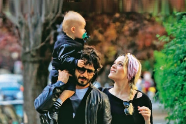 """Laura Chiatti: """"Anche io voglio 5 figli come Marco, ma aspettiamo un attimo"""""""