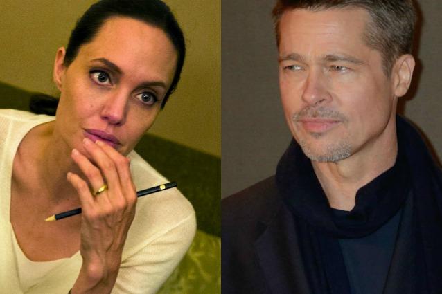 """""""Angelina Jolie furiosa con Brad Pitt perché i figli hanno passato il Natale con lui"""""""
