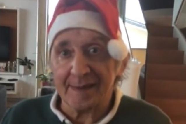 Gli auguri di Natale di Bruno dei Fichi d'India, dal malore sono trascorsi 4 anni