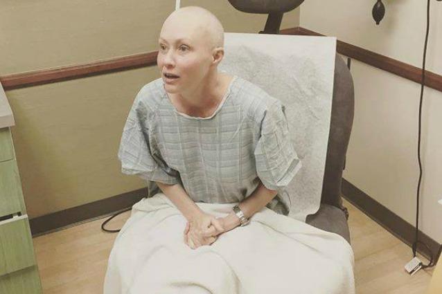 """Shannen Doherty si sfoga: """"Il cancro non è contagioso, ma la gente è terrorizzata da me"""""""
