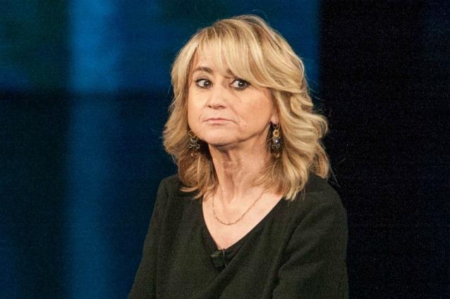 """Luciana Littizzetto sul padre morto da poco: """"Un lutto duro, sarà un Natale malinconico"""""""