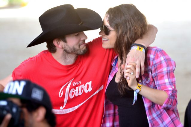 Mila Kunis ha partorito, è nato il secondo figlio di Ashton Kutcher