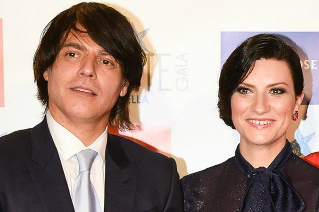 Paolo Carta, chi è il compagno di Laura Pausini e padre della piccola Paola