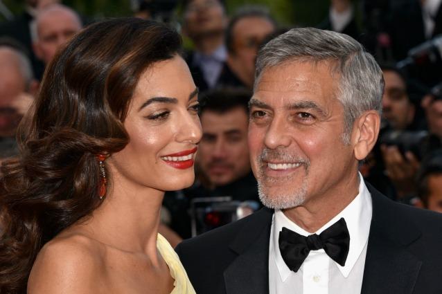 """""""Amal Alamuddin è incinta, a marzo George Clooney diventerà padre di due gemelli"""""""